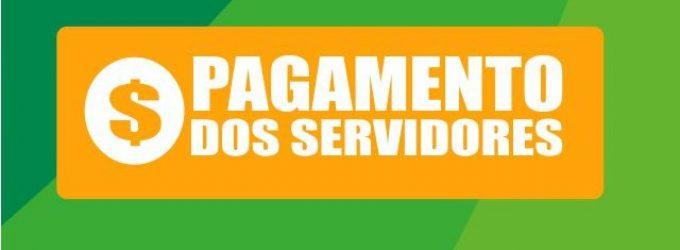 Prefeitura realiza pagamento dos servidores efetivos