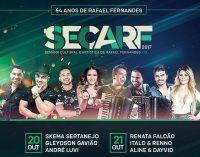 SECARF 2017! Confira a programação completa