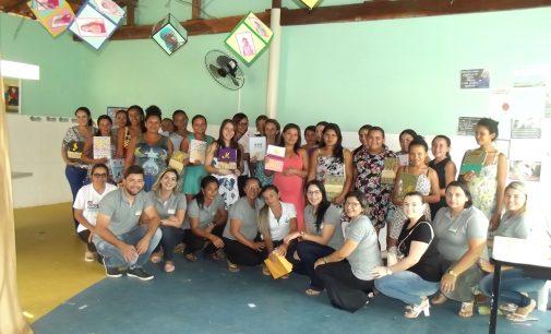 CRAS realiza oficinas com grupo de Mulheres e Gestantes