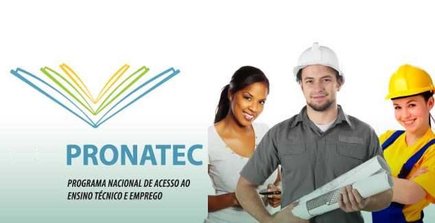 RAFAEL FERNANDES É UM DOS 139 MUNICÍPIOS DO RN BENEFICIADOS PELO PRONATEC