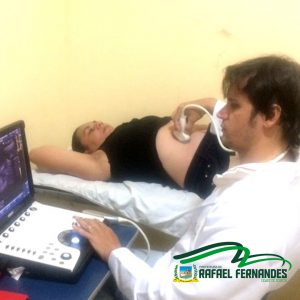 Secretaria de Saúde realizou exames de ultrassonografia