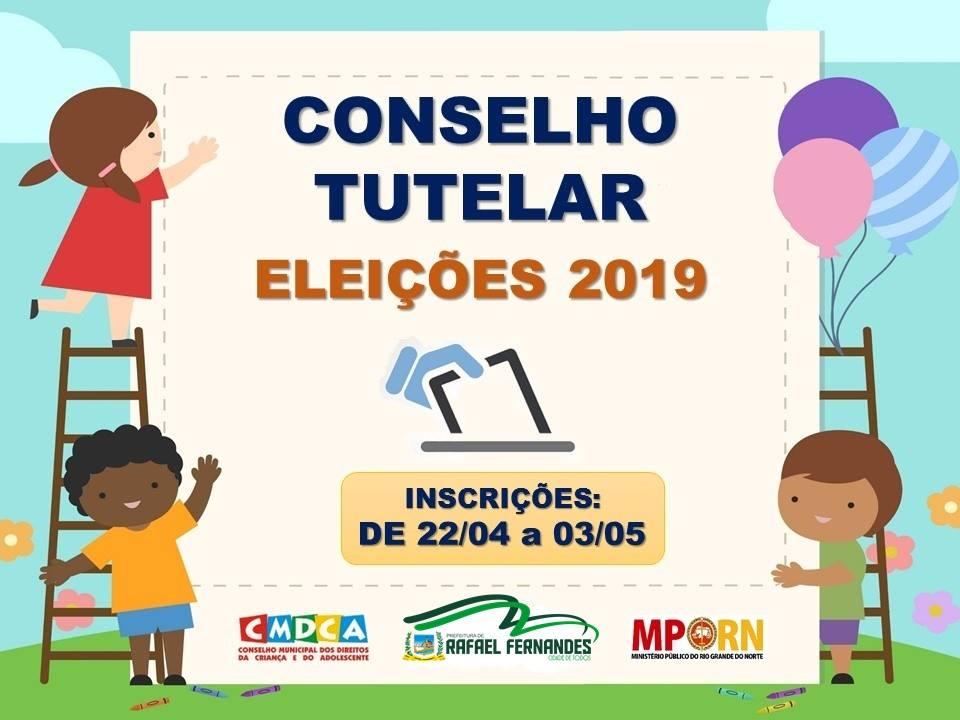CMDCA de Rafael Fernandes Lança edital para eleição de escolha dos membros do Conselho Tutelar, eleição ocorrerá em outubro
