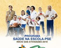 Secretaria de Saúde inicia atividades do PSE -2019