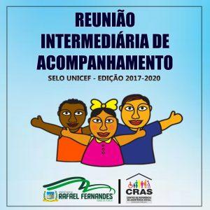 Comissão Intersetorial do Selo Unicef de Rafael Fernandes, realiza reunião na Sede do CRAS