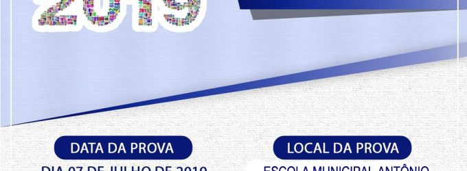 PROCESSO DE ESCOLHA UNIFICADO CONSELHO TUTELAR – Atenção candidatos para o local e data da prova