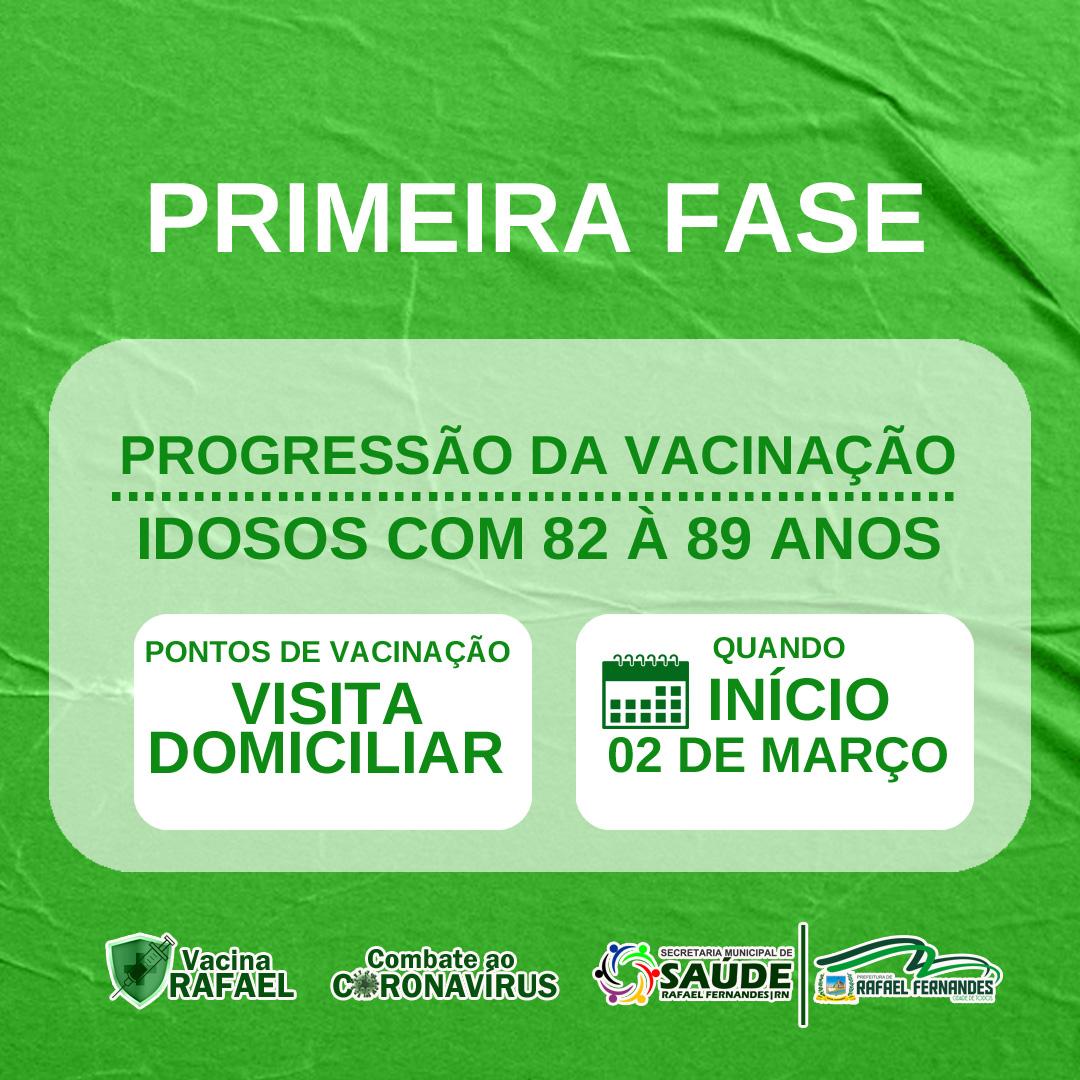 Sec. Municipal de Saúde seguirá plano de vacinação contra a Covid-19, nesta terça (02/03)